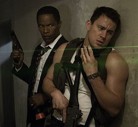 White House Down review – A brainless, tedious action