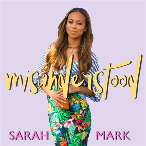 Sarah Mark - Misunderstood paroles | Musixmatch