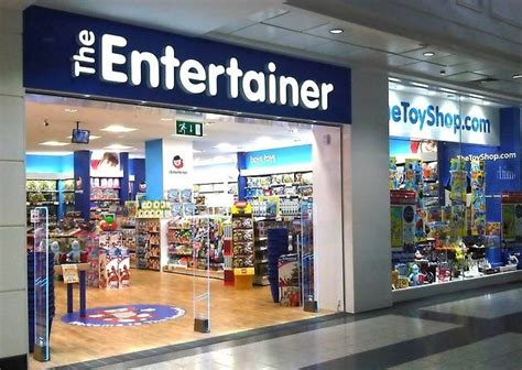 The Entertainer - Toys shop in intu MetroCentre Mall