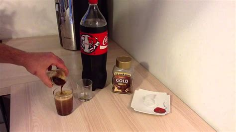 Faire un cocktail Black Cola - Recette café coca - YouTube