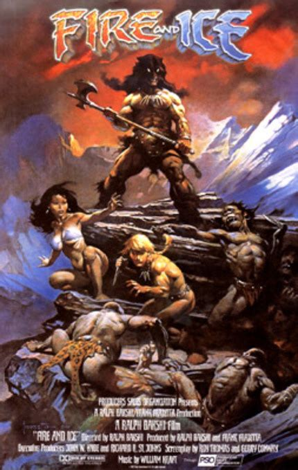 Rodriguez to remake FIRE & ICE as a live-action film
