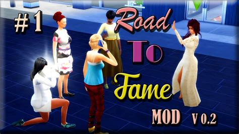 SIMS 4 ROAD TO FAME MOD V 0