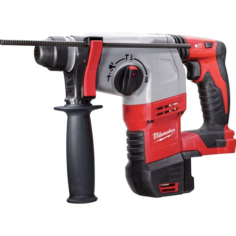 Milwaukee M18 Cordless SDS+ Rotary Hammer Drill — Tool