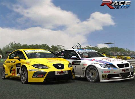 RACE 07 Complete free Download - ElAmigosEdition
