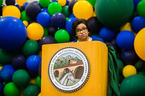 Cal Poly Pomona adds a new color to the Green and Gold