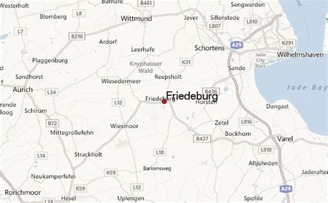 Friedeburg Location Guide