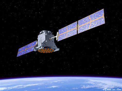 EU gives final approval to Galileo satellite project
