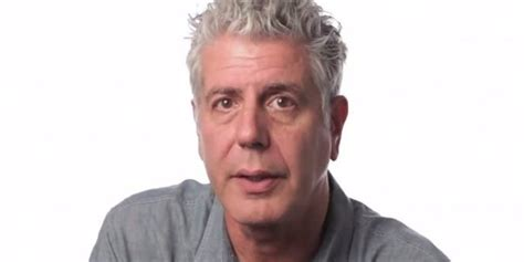 Anthony Bourdain Backs Gay Marriage As Part Of HRC's