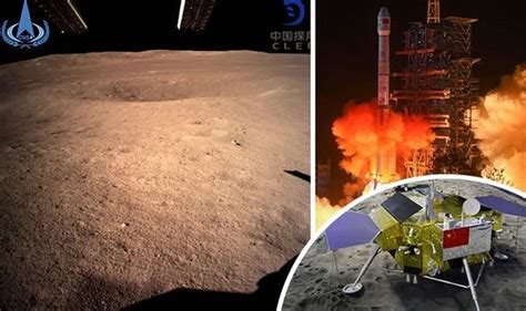 China lands on 'dark side of the Moon' in space WORLD