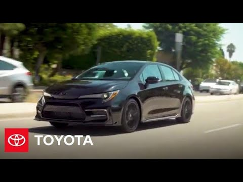 2014 Corolla How-To: 60/40 Spit Rear Seat   Toyota - YouTube