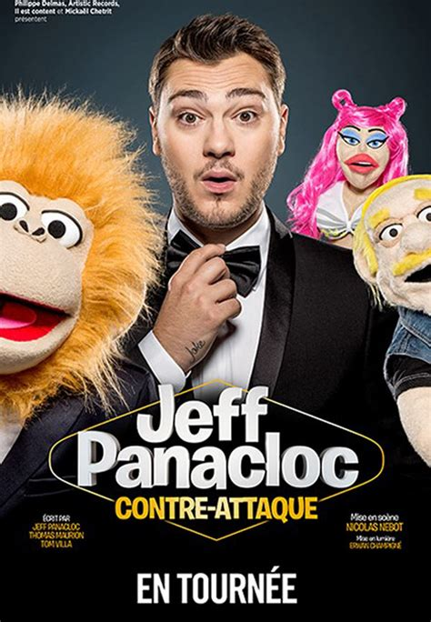 Marseille - JEFF PANACLOC - Le Dome - The Place TO be