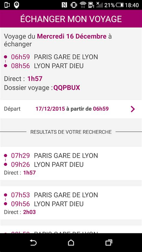 TGV Pro – Applications Android sur Google Play