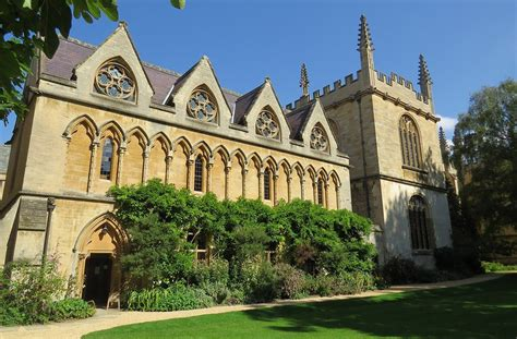 History of the Library - Exeter College