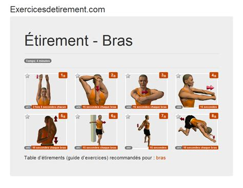 Exercicesdetirement