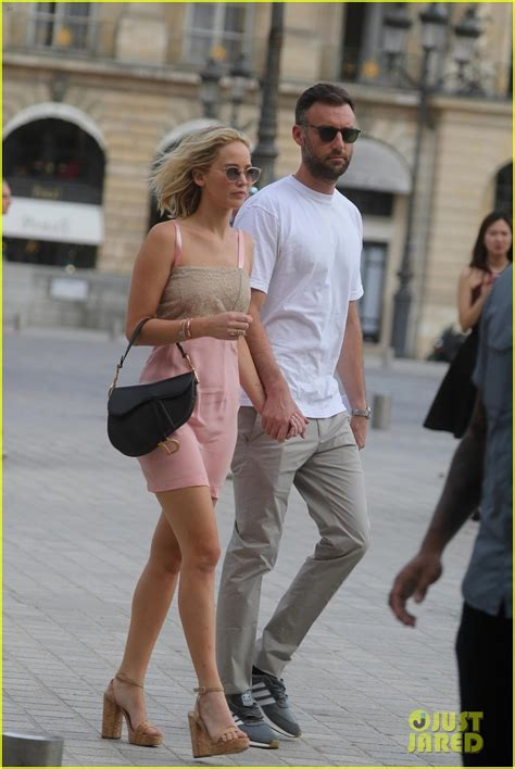 Jennifer Lawrence Is Engaged to Cooke Maroney, Rep