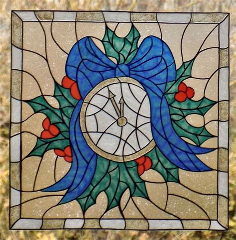 WICOART WINDOW COLOR STICKER CLING STAINED GLASS VITRAIL