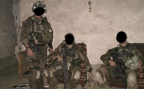 British SAS whilst operating as a part of TF-black in Iraq