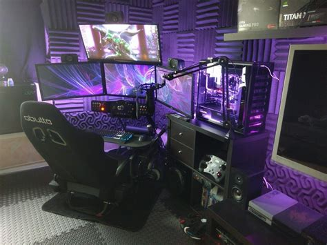 Best Video Game Room Ideas [A Gamer's Guide] Tags: Gaming