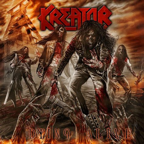 KREATOR | Dying alive - Nuclear Blast