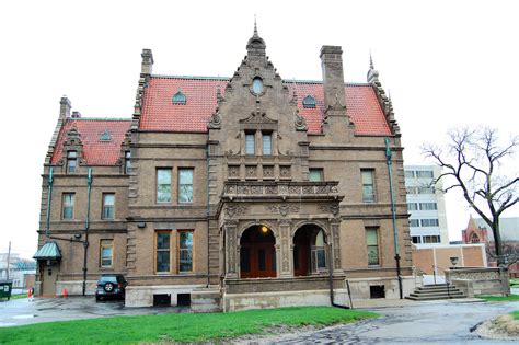 Pabst Mansion Tour Milwaukee Wisconsin