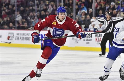 Montreal Canadiens: Yannick Veilleux Signs Well Deserved