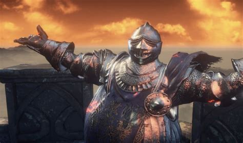 The latest Dark Souls 3 update aims to make poise matter
