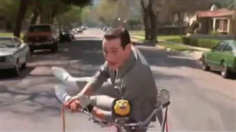 """Pee Wee Herman: """"I meant to do that!"""" on Make a GIF"""