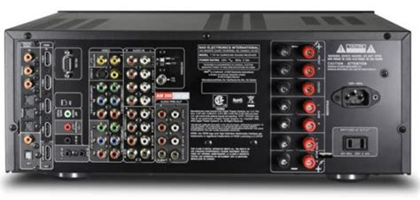 NAD Starts Shipping T 757 3D-Ready Surround Sound Receiver