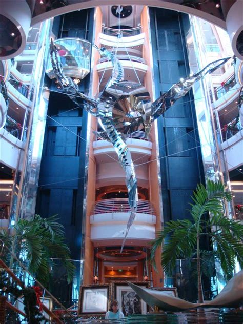 Mexico - Vision of the Seas - Inside