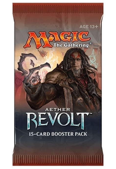 Aether Revolt Booster Pack Price | Magic: the Gathering