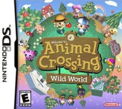 Welcome to Animal Crossing - Wild World - Broadcas [Europe