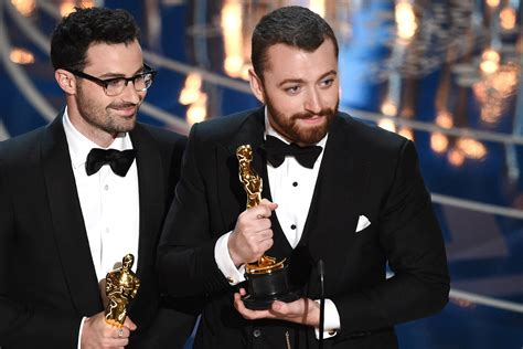 Is Sam Smith Really the First Openly Gay Oscar Winner