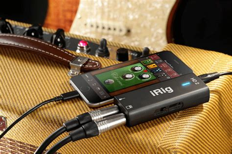 iRig HD 2 lets you connect guitar, 3