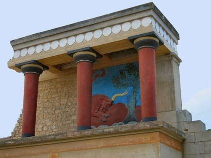 Knossos: The magnificent palace of Minos   Blog   Art of