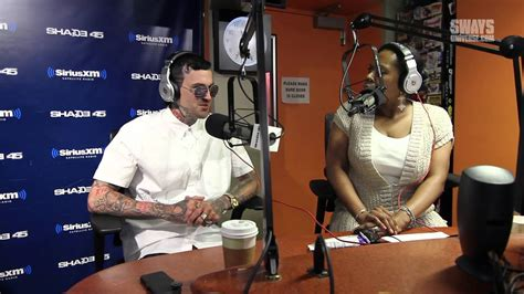 Yelawolf Speaks on Proposing to Fefe Dobson on Sway in the