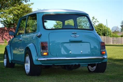 Sell used MINI COOPER SPORTSPACK no reserve SURF BLUE