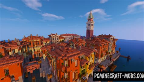 Venice Map For Minecraft 1