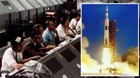 Apollo 11 moon landing mission as it happened in 1969