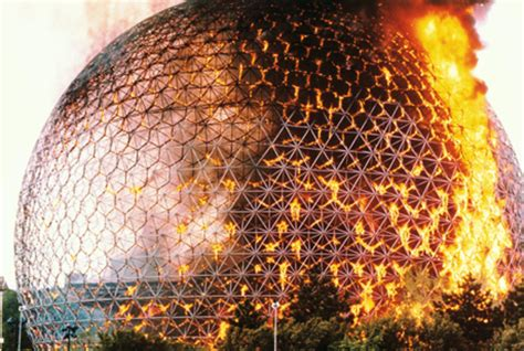 Biosphere on fire! by Chief Curator • Findery