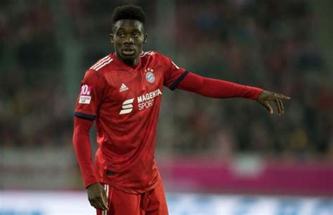 Canadian Alphonso Davies could play a big role for Bayern