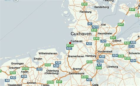 Cuxhaven Location Guide