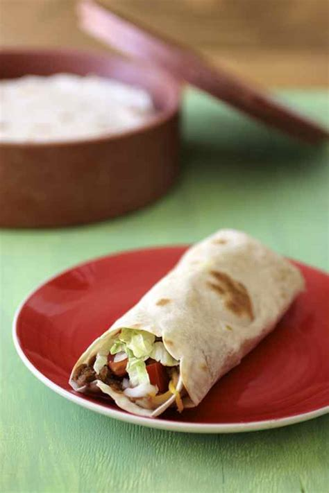 Burritos - Recette Traditionnelle Mexicaine