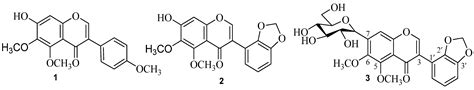 Molecules | Free Full-Text | A New Isoflavonoid from Seeds