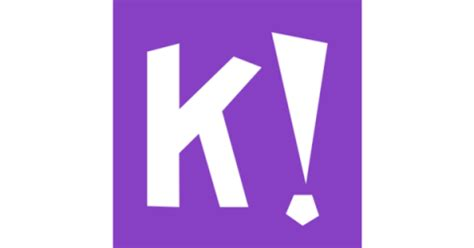 Kahoot! Is a Game-Based Learning and Trivia Platform used