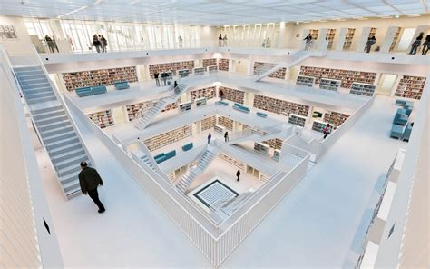 20 Libraries So Beautiful They'll Bring Out the Bookworm