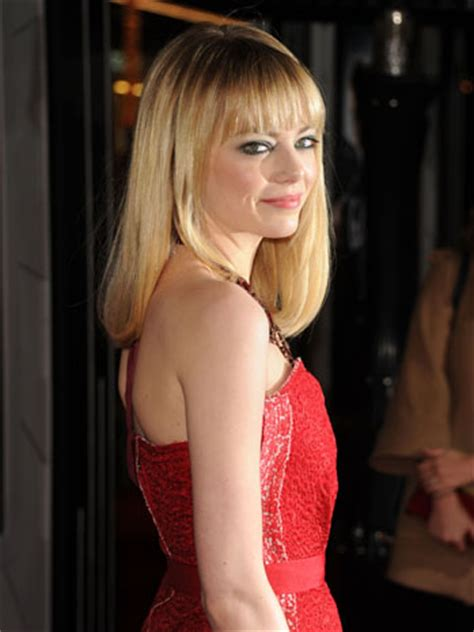 'Gangster Squad': Emma Stone on Playing a Woman Who Wants