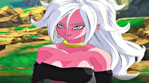 Dragon Ball FighterZ - Piccolo Opens Up To Android 21