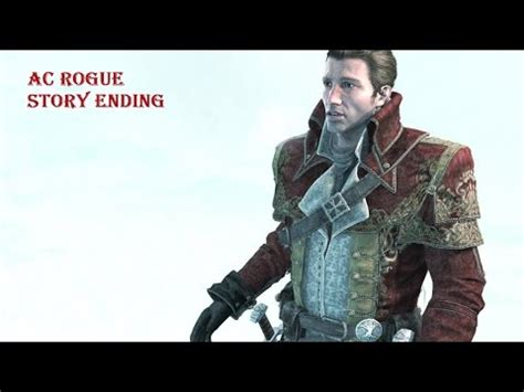 AC Rogue Story Ending Sequence 6 memory 5 Non Nobis Domine