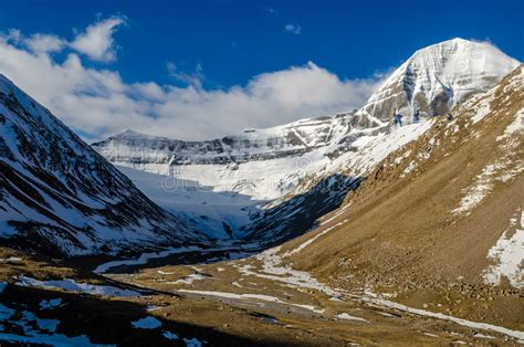 Tibet Support Kailash image stock