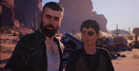 Who is David in Life is Strange 2?